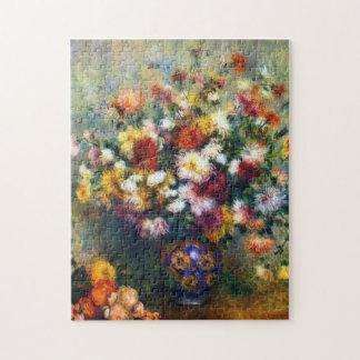 De Vaas van Renoir van het Fijne Art. van Puzzels