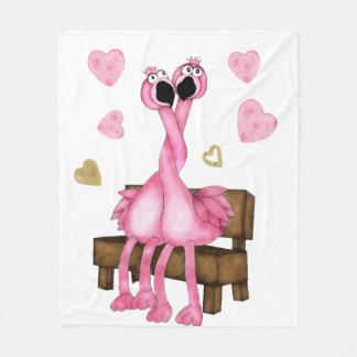 De Vacht van de Valentijnsdag werpt Algemene Fleece Deken