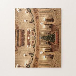 De Vakantie van Kerstmis bij het Capitool van de Puzzels