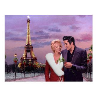 De Vakantie van Parijs Briefkaart