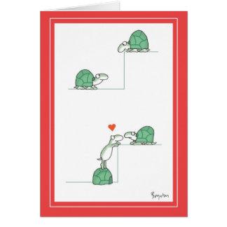 De Valentijnskaarten van SCHILDPADDEN door Boynton Briefkaarten 0