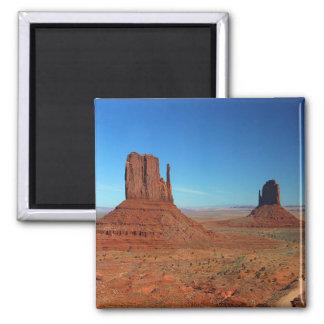 De Vallei Utah van het monument Magneet