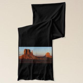 De vallei van het monument, Colorado Sjaal