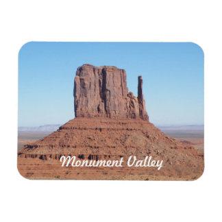 De Vallei van het monument Magneet