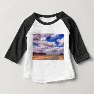 De Vallei van het Monument van onweerswolken, Utah Baby T Shirts