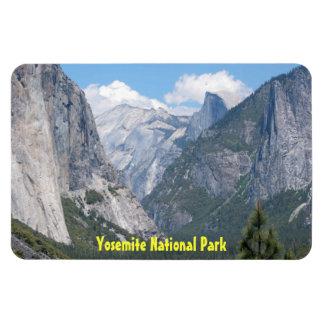 De Vallei van Yosemite, Nationaal Park Yosemite Magneet