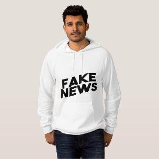 De valse modieuze PostWaarheid van het Nieuws Hoodie
