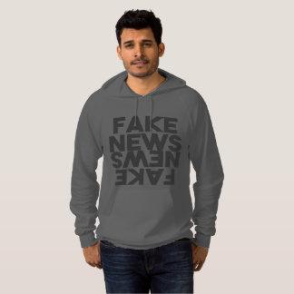 De valse Spiegel van de Waarheid van het Nieuws Hoodie