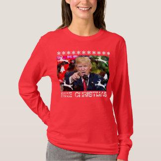De valse Sweater van Kerstmis van de Troef van