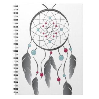 De Vanger van de droom Notitieboek