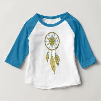 De Vanger van de Droom van Boho Baby T Shirts