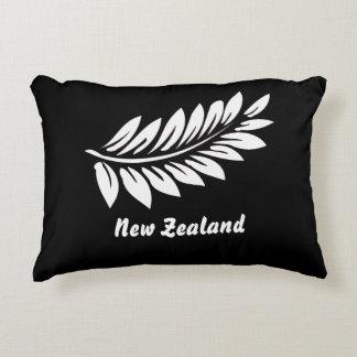 De varenblad van Nieuw Zeeland Accent Kussen