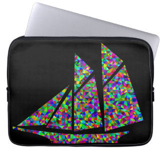 De Varende Boot van Trippy Laptop Hoesje