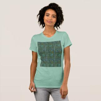 De Variaties van de Tegel van het venster T Shirt