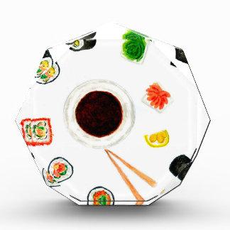 De Vastgestelde Waterverf van sushi Prijs