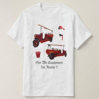 De Vechter van de brand Klaar te gaan, T Shirt