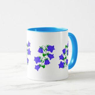 De vector Abstracte kleurrijke bloem van het Mok