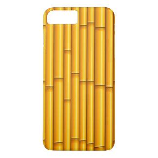 De vector Achtergrond van het Bamboe iPhone 7 Plus Hoesje