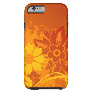 De Vectoren van de bloem Tough iPhone 6 Hoesje