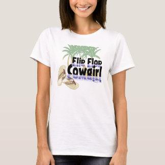 De Veedrijfster van de wipschakelaar T Shirt