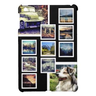 De veelvoudige Collage van Instagram van de Foto iPad Mini Hoesjes