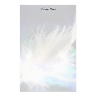 De Veer van de engel! Briefpapier Papier