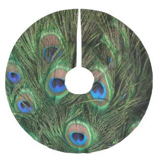 De Veer van de pauw Kerstboom Rok