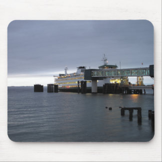De Veerboot van Edmonds Muismat