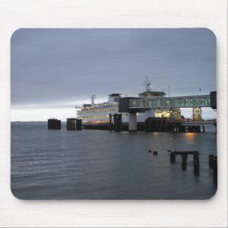 De Veerboot van Edmonds Muismatten