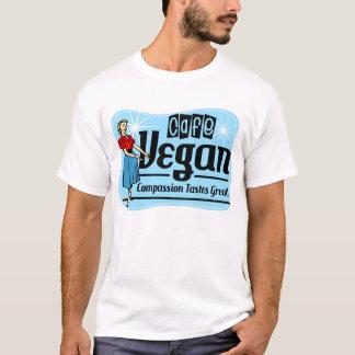 De Veganist van de koffie T Shirt