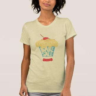 De Veganist wereldwijd bakt het overhemd van de T Shirts