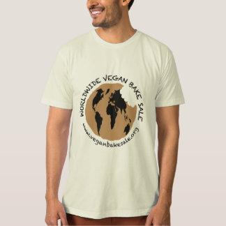 De Veganist wereldwijd bakt het overhemd van de Tshirts