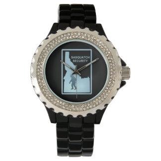 De Veiligheid van Sasquatch - Idaho Horloges