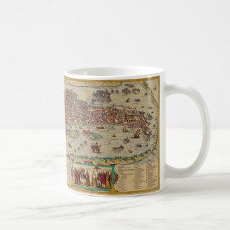 De Venetiaanse Mok van de Koffie van de