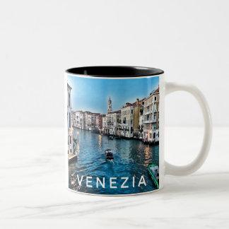 De Venetiaanse Mok van het Kanaal
