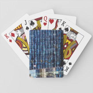 De Vensters van Manhattan Pokerkaarten