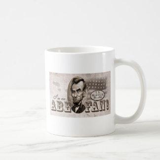 De Ventilator van Lincoln van Abe Koffiemok