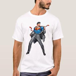 De veranderingen van Kent in Superman T Shirt