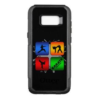 De verbazende Stedelijke Stijl van de Karate OtterBox Commuter Samsung Galaxy S8+ Hoesje