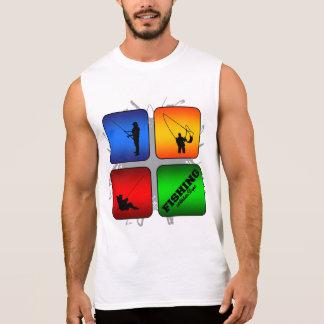 De verbazende Stedelijke Stijl van de Visserij T Shirt