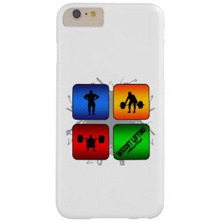 De verbazende Stedelijke Stijl van het Barely There iPhone 6 Plus Hoesje