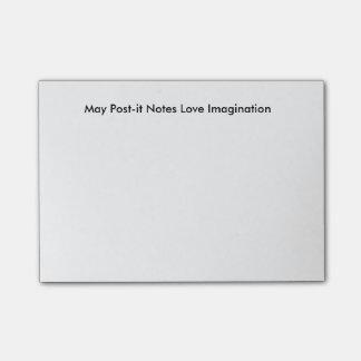 De Verbeelding van de Liefde van de Nota's van de Post-it® Notes