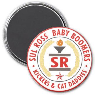 De Verbinding 2007 van Boomer van SRBaby Magneet