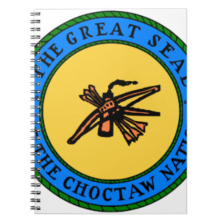 De Verbinding van Choctaw Ringband Notitieboek