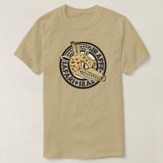 De Verbinding van de Safari van de giraf T Shirt