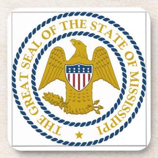 De Verbinding van de Staat van de Mississippi Onderzetters