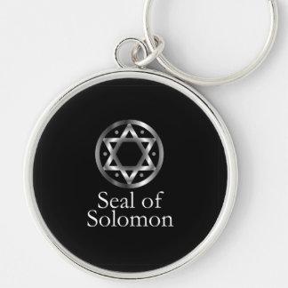 De verbinding van Solomon- een magische symbool of Sleutelhanger
