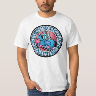 De Verbinding van Templar van ridders T Shirt