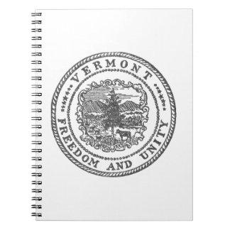 De Verbinding van Vermont Notitieboek