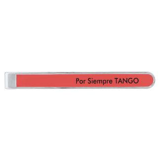 De verbindingsstang van de TANGO van Siempre van Verzilverde Dasspeld